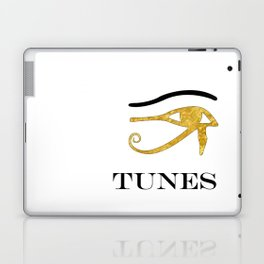 Eye Tunes Laptop & iPad Skin