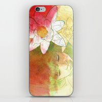 child iPhone & iPod Skins featuring child by Sabine Israel