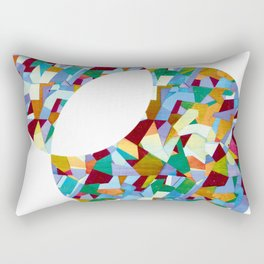 Mozart abstraction Rectangular Pillow
