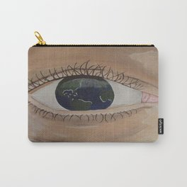 Eye Am The World Carry-All Pouch