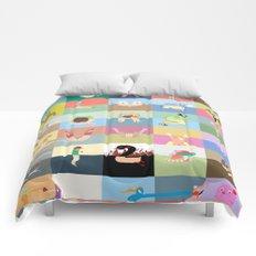 Pantless Project / Fun Mode Comforters