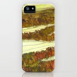 Marsh 9 iPhone Case