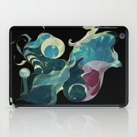 rabbits iPad Cases featuring Running Rabbits by ShadowPaw Pictures