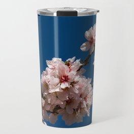 Spring Cherry Tree Blossoms - I Travel Mug
