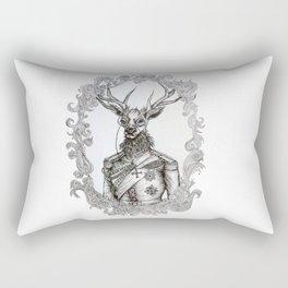 Oh Deer Lord Rectangular Pillow