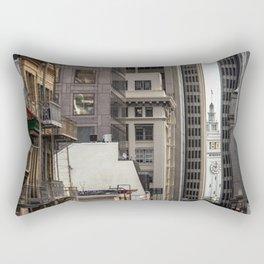 Embarcadero from Chinatown Rectangular Pillow