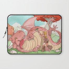 Gratte Dragon Laptop Sleeve