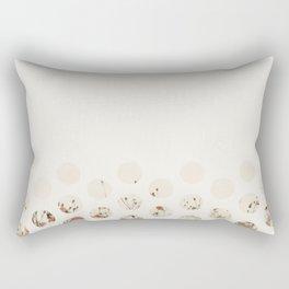 Flowerly Rectangular Pillow