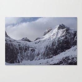 Vintage Mountain 14 Canvas Print