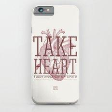 Take Heart iPhone 6s Slim Case