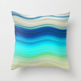 SEA MAGIC Throw Pillow