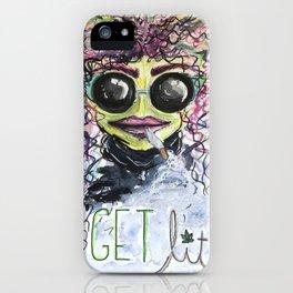 Get Lit iPhone Case