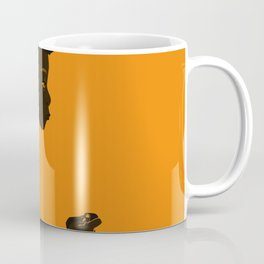 The black art Coffee Mug