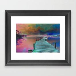 Take a Trip Framed Art Print