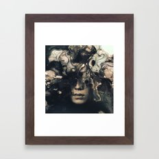 The Gray(t) Areas Framed Art Print