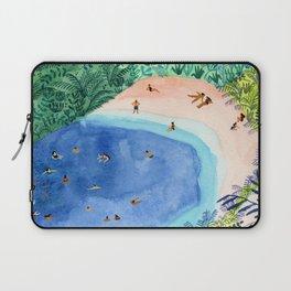 French Paradise Laptop Sleeve