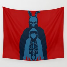 His Name is Frank Wall Tapestry