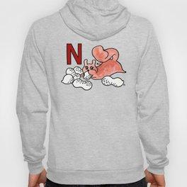 N is for Nuts Hoody