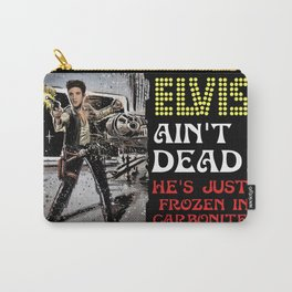Elvis Presley Han Solo Mash Up Carry-All Pouch