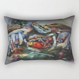 park Rectangular Pillow