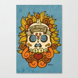 Guendaguti Canvas Print