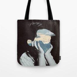 Deepness Tote Bag