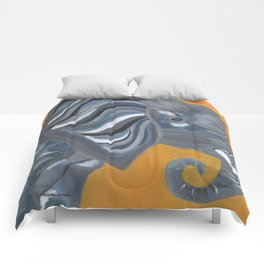 Stella's Elephant Comforters