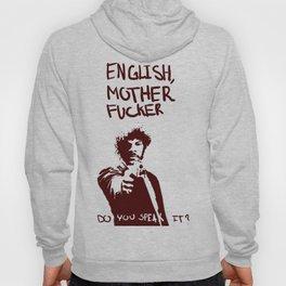 Pulp Fiction Samuel L Jackson English Motherfucker Do You Speak It? Hoody