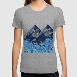 Blue Mountains #society6 #decor #buyart T-shirt
