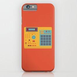 World of Stereo: Akai MPC 2000XL iPhone Case