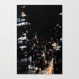 Suspended Mid-Air on the Roosevelt Island Tramway Canvas Print