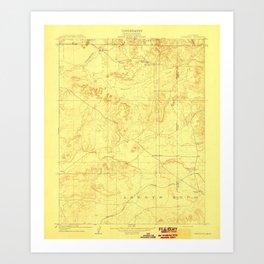 CA Carbondale 295976 1909 31680 geo Art Print
