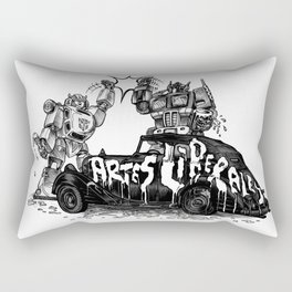 Artes Liberales Rectangular Pillow