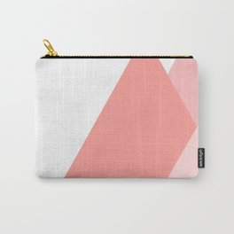 Pink Mountain IV Carry-All Pouch