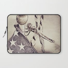 D-Fly Draw Laptop Sleeve