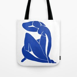 Henri Matisse - Blue Nude 1952 - Original Artwork Reproduction Tote Bag