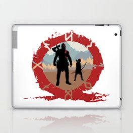 GOW Laptop & iPad Skin