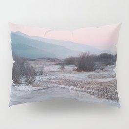 Frozen morning Pillow Sham