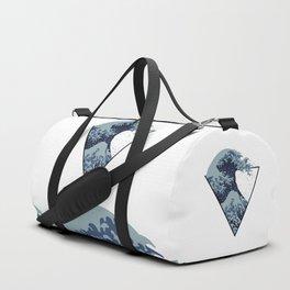 Equivalent Wave Duffle Bag
