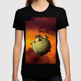 Kaito's Planet T-shirt