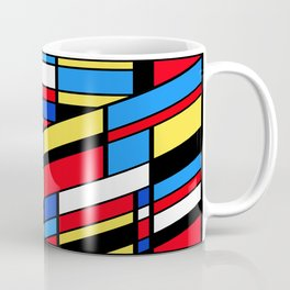 The Color Cubes - 2A Coffee Mug