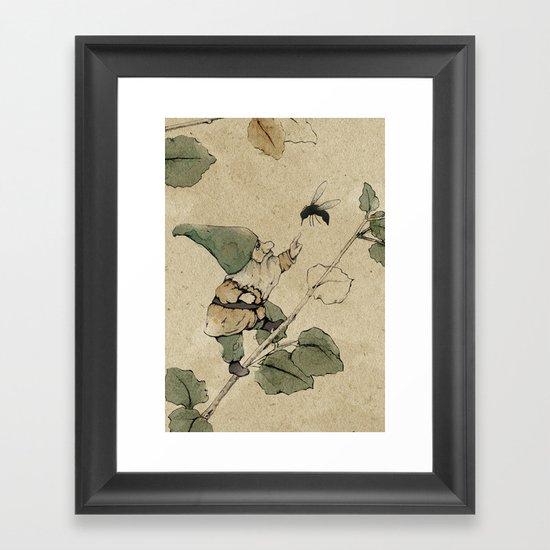 Fable #5 Framed Art Print