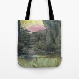 Pond Color Study no.2 Tote Bag