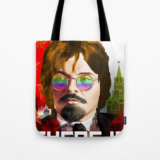 John Lenin Tote Bag