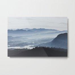 Sri Lanka Metal Print