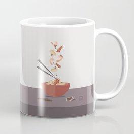 Stir Fry Coffee Mug