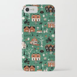 Salem Witches iPhone Case