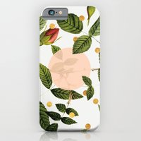 Leaves + Dots Slim Case iPhone 6