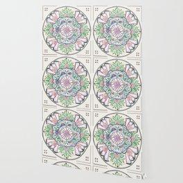 Mandala Floribunda Wallpaper