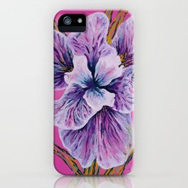 On Persian Pink iPhone Case